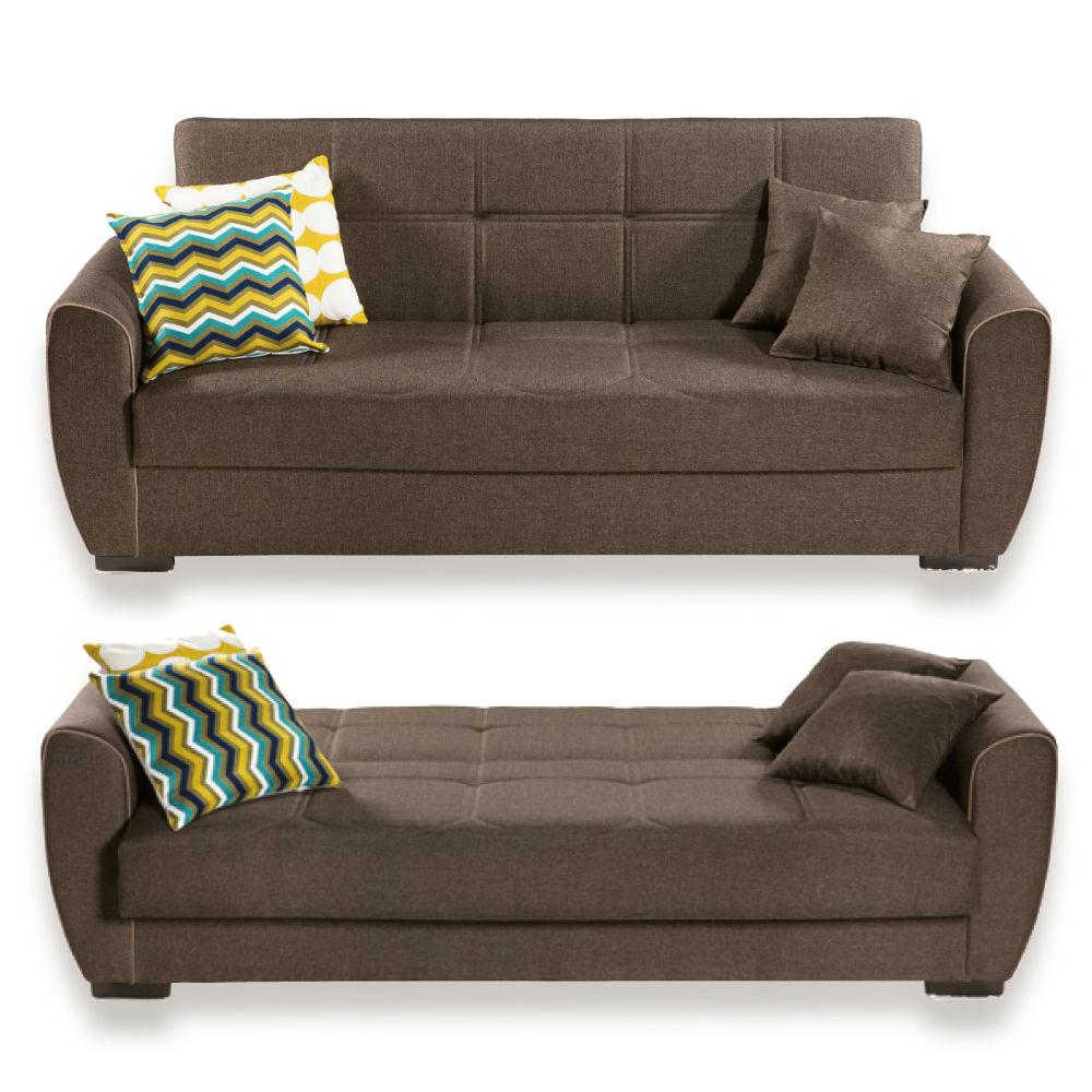 El-Hogar-del-Descanso-11-ClicClac-Marron-Sofa-Cama