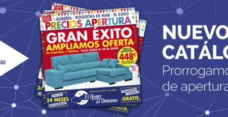 Catálogo sofás y colchones Almería