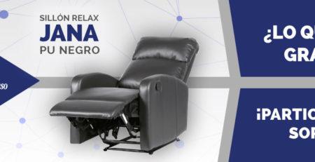 Sorteo sillón relax