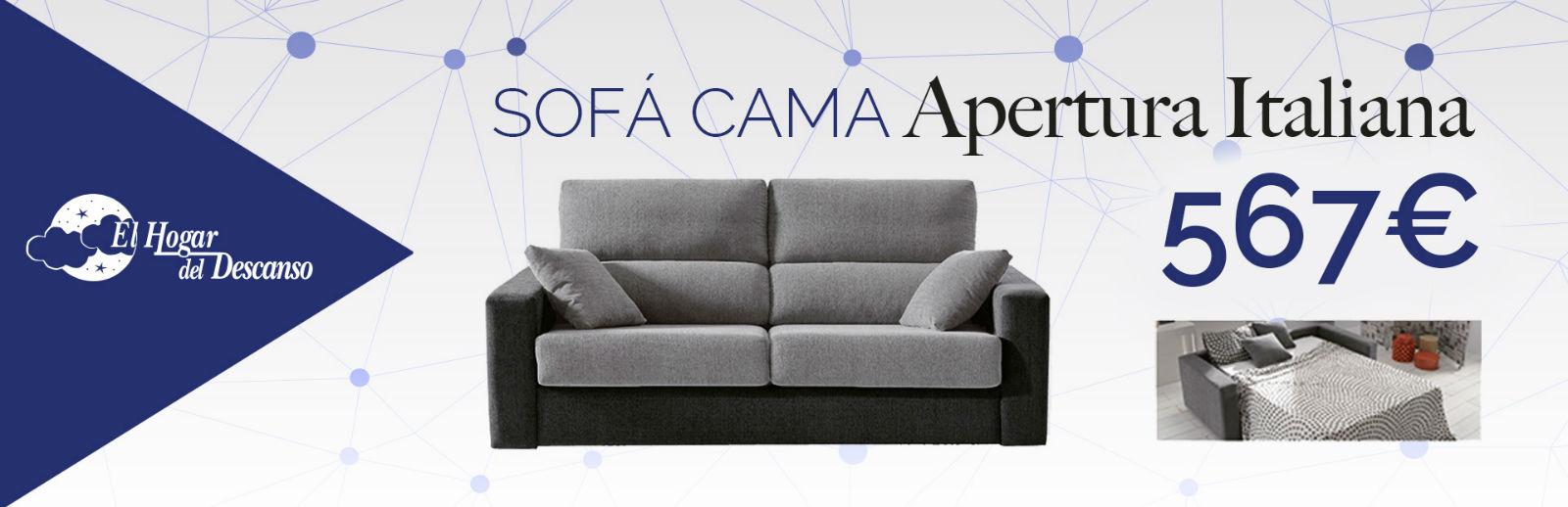 Sof cama comprar sof cama almer a sof cama clic clac for Sofa cama italiano