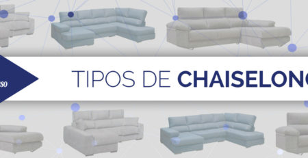 Tipos de chaiselongue
