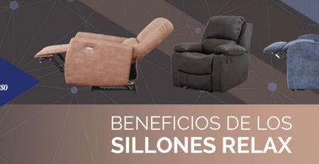 Beneficios de los sillones relax