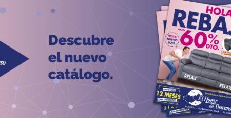 Nuevo Catálogo sofás y colchones Almería