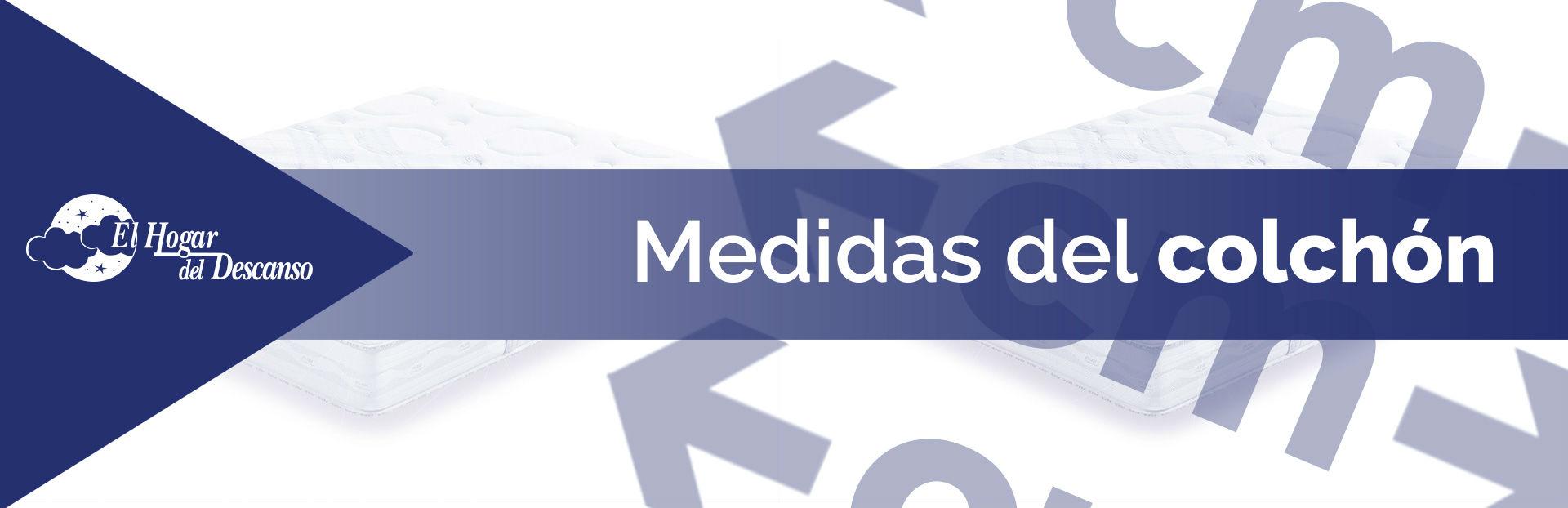 Medidas del colch n tiendas de colchones ofertas en for Medidas colchon individual